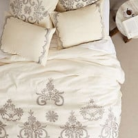Samirah Embroidered Duvet