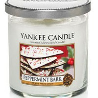 Yankee Candle 7 oz. Peppermint Bark Tumbler Candle
