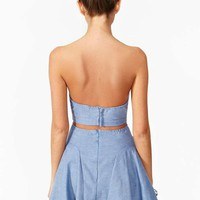 Dakota Chambray Dress