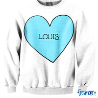 Louis Heart Crewneck