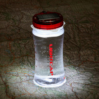 Solar-Powered Illuminating Waterbottle