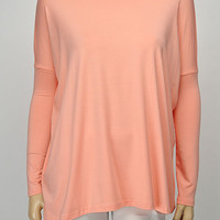 Piko Tunic - Peach