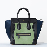 CÉLINE fashion and luxury leather goods 2014 Spring - - 16