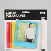 Polaroid Multicolored Magnetic Frame - Set Of 6 - Urban Outfitters