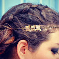 butterfly chain head piece