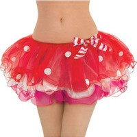 Adult Peppermint Tutu- Party City