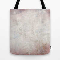 Pink Frosted Flakes Tote Bag by RDelean