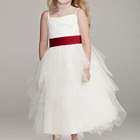 Flower Girl Dresses at David's Bridal