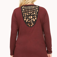 Cutout Craze Knit Top