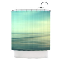 "Sylvia Cook ""Beach"" Shower Curtain 