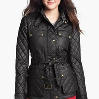MICHAEL Michael Kors Quilted Field Jacket (Regular & Petite) (Online Only) | Nordstrom