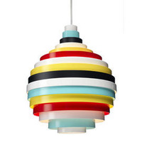 Heal's | PXL Multicolour Pendant Light by Fredrik Mattson > Pendants > Pendants & Chandeliers > Lighting