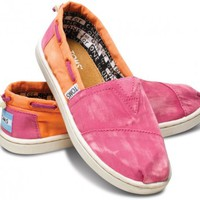 Orange-Pink Stonewashed Bimini Youth Classics