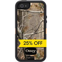 Realtree Camo iPhone 5 Case | Defender Series | OtterBox