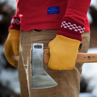 Best Made Company — Elkskin Chopper Mitts