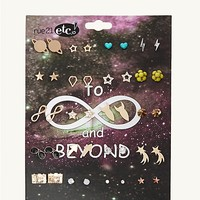 Infinity & Beyond Earring 20-Pack | Earrings | rue21