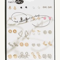 Infinity Earring 20-Pack | Earrings | rue21