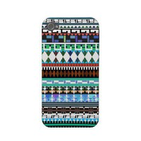 Turquoise Tribal iPhone 4/4S Case Iphone 4 Case