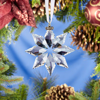 Swarovski Crystal 2013 Annual Ornament