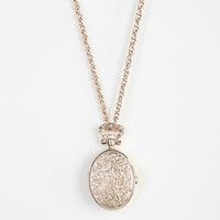 Locket Watch Necklace  - Urban Outfitters