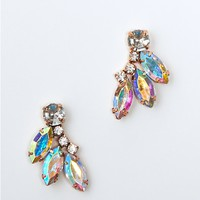 Art Deco Crystal Earrings | Earrings | rue21