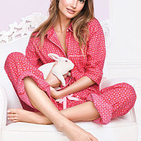 The Dreamer Flannel Pajama - Victoria's Secret