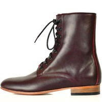 Dieppa Restrepo Blood Red Rusty Boot