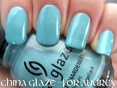 China Glaze For Audrey 625