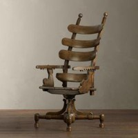 1850 French Dentist's Chair | Chairs | Restoration Hardware