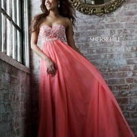 Sherri Hill 3907 at Prom Dress Shop