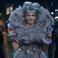 Effie Trinket Catching Fire Costume