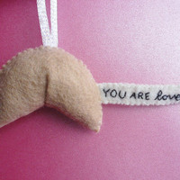 Handmade Ornament - You are loved