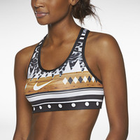 Nike Pro Safari Moves Women's Sports Bra - Black