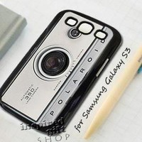 Vintage Camera - design case for Samsung Galaxy S3