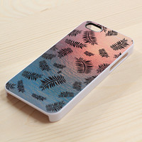 0039. Sunset ocean iPhone case