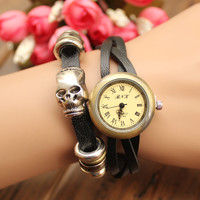 Retro Skeleton Watch BBBGBA