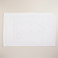 Woven Bath Mat - World Market