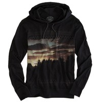 AE PHOTO REAL HOODIE T-SHIRT
