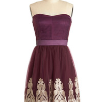 Nom de Plum Dress | Mod Retro Vintage Dresses | ModCloth.com
