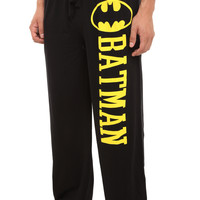 DC Comics Batman Men's Pajama Pants
