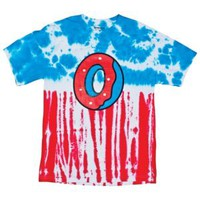 Odd Future Stars And Bars T-Shirt - Men's at CCS