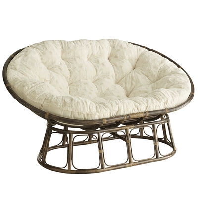 Double Papasan Chair Frame Brown From Pier 1 Imports