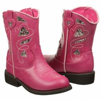 Kids Nina ' Round Up Tod/Pre Fuchsia Shoes.com