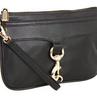 Rebecca Minkoff Skinny M.A.C. Black/Gold - Zappos.com Free Shipping BOTH Ways