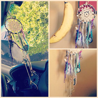Mini dreamcatcher for your car