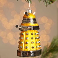Dalek the Halls Ornament | Mod Retro Vintage Decor Accessories | ModCloth.com