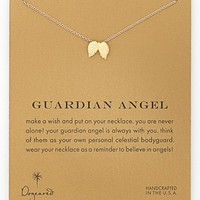 Dogeared 'Reminder - Guardian Angel' Boxed Wings Pendant Necklace | Nordstrom