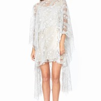 FAUNA POWER CLOAK - WOMEN - JUST IN - FAUNA - OPENING CEREMONY