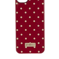 Cath Kidston iPhone 5 Case in Red Spot