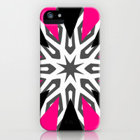 Hot Diamonds iPhone & iPod Case by Abstracts by Josrick